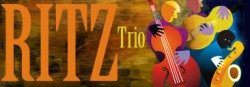 Ritz Trio Jazz Band performing around Glasgow, Edinburgh, Aberdeen, Inverness and Newcastle